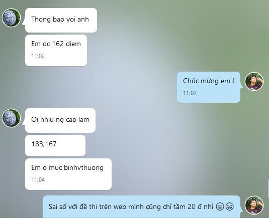 diem thi cbt 11