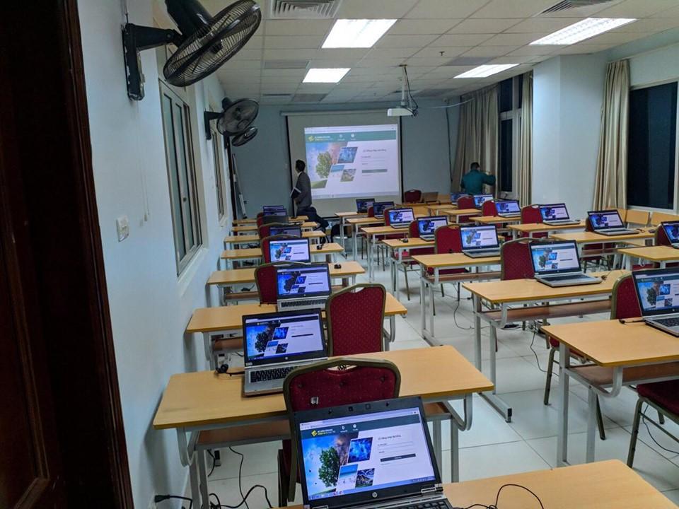 lớp học tiếng hàn xuất khẩu lao động